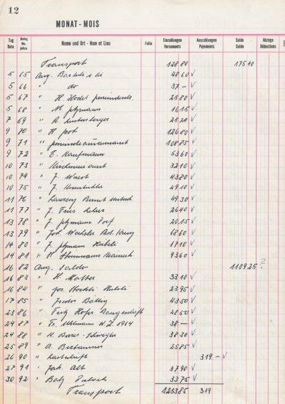 Rechnung1964